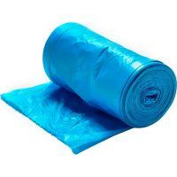 Saco para Lixo Azul Bufallo Rolo 30L 59x62 | Com 40 unidades - Cod. 7898554731012