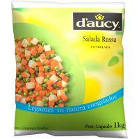 Salada Russa Congelada D'aucy 1kg | Caixa com 10 Unidades - Cod. 3248451066467C10