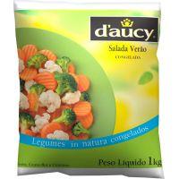 Salada Verão Congelada D'aucy 1kg | Caixa com 10 Unidades - Cod. 3248451069963C10