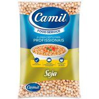 Soja em Grãos Camil Pacote 2kg | Caixa com 5 Unidades - Cod. 7896006794424C5