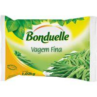 Vagem Fina Congelada Bonduelle 1,02kg | Caixa com 10 Unidades - Cod. 3083681053388C10