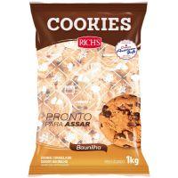 Cookies Baunilha Rich's 1kg - Cod. 7898610600450