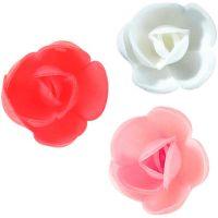 Rosas Pequenas Sortidas Rich's com 30 Unidades - Cod. 7898950235053
