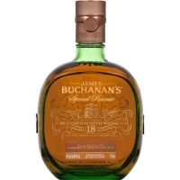 Whisky Buchanan's Special Reserve Aged 18 Anos 750mL - Cod. 5000196001695