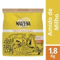 Amido de Milho Maizena 1,8kg - Cod. 7891150064850