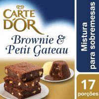 Brownie e Petit Gateau Carte D'Or 800g - Cod. 7891150048690