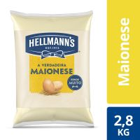 Maionese Hellmann's Saco 2,8kg - Cod. 7891150055285