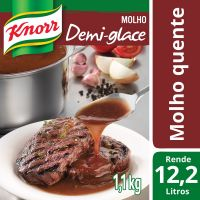 Molho Escuro Demi Glace Knorr 1,1 kg - Cod. 7891150024519