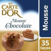 Mousse de Chocolate Carte D'Or 400g - Cod. 7891150055001