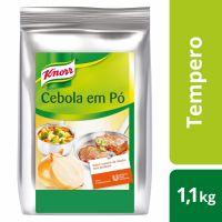 Tempero Cebola em Pó 1,10kg | Caixa com 6 unidades - Cod. 7891150012936