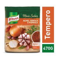 Tempero Knorr Mais Sabor Páprica 470g - Cod. 7891150055308