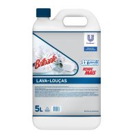 Lava Louças Brilhante 5l | Uso Profissional - Cod. C28276