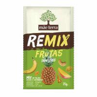 Mãe Terra Remix Mix Frutas 25g | 9 unidades - Cod. C28282