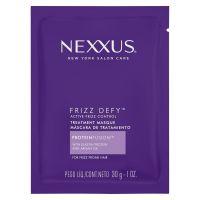 Máscara de Tratamento Nexxus Frizz Defy Envelope 30g | 12 unidades - Cod. C28294