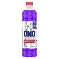 Desinfetante Omo Uso Geral Lavanda 500ml | 4 unidades - Cod. C28308