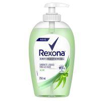 Sabonete Líquido Rexona Antibacterial Aloe 250mL   3 unidades - Cod. C28329
