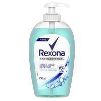 Sabonete Líquido Rexona Antibacterial Limpeza Profunda 250mL   3 unidades - Cod. C28330