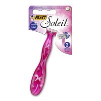 Aparelho de Depilar BIC Soleil com 1 unidade - Cod. 070330731806C12