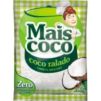Coco Ralado Mais Coco 100g - Cod. 7896004400730