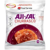 Condimento á Base de Sal Ajisal para Churrasco 2Kg - Cod. 7891132009367