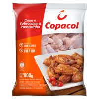 Coxa e Sobrecoxa de Frango Copacol á Passarinho 800g - Cod. 7891527962352