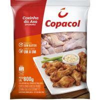 Coxinha da Asa de Frango (Drumette) Copacol 800g - Cod. 7891527962253