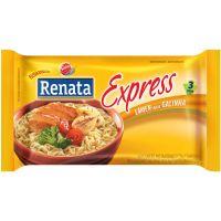 Macarrão Instantâneo Renata Express Galinha 85g - Cod. 7896022201890