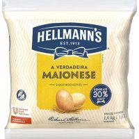 Maionese Hellmann's 1,6Kg - Cod. 7411000345733