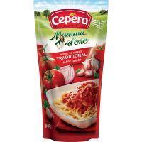 Molho de Tomate Mamma D'Oro Tradicional Sachê 340g - Cod. 7896025802490