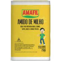 Amido de Milho Amafil 25Kg - Cod. 7896035950389