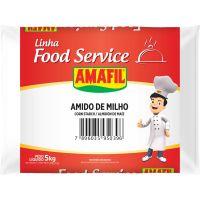 Amido de Milho Amafil 5Kg - Cod. 7896035950396