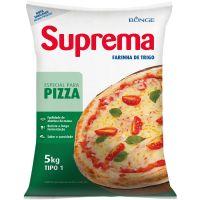 Farinha de Trigo Bunge Suprema para Pizza Tipo 1 5Kg - Cod. 7891080106026