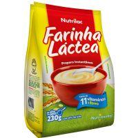 Farinha Láctea Nutrimental Pacote 210g - Cod. 7891331015879C12