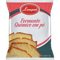 Fermento Levapan Químico 1Kg - Cod. 7898386412929