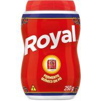 Fermento Royal Químico 250g - Cod. 7622300119652