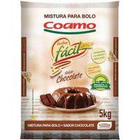 Mistura para Bolo Coamo Chocolate 5Kg - Cod. 7896279602204