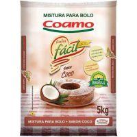 Mistura para Bolo Coamo Coco 5Kg - Cod. 7896279602181
