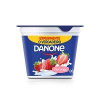 Iogurte Danone Polpa Morango 100G - Cod. 7891025114574