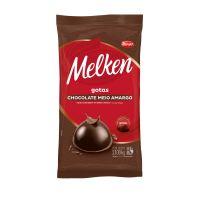 Gotas de Chocolate Harald Melken Amargo 2,1kg - Cod. 7897077835603