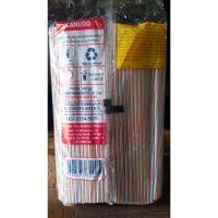 Canudo Strawplast para Refrigerante Pacote 140g - Cod. 7898377310050