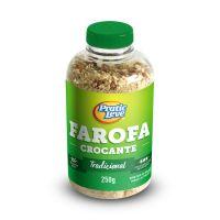 Farofa Crocante Pratic Leve 250g - Cod. 7896422000710