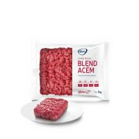 Carne Moída Bovina Alfama Blend Acém Pacote 1Kg - Cod. 7898673790181
