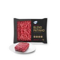 Carne Moída Bovina Alfama Blend Patinho 1Kg - Cod. 7898673790198