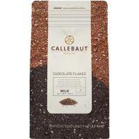Chocolate Granulado Callebaut ao Leite 1kg - Cod. 5410522516135