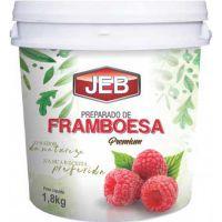 Preparado de Frutas Jeb Framboesa 1,8Kg - Cod. 7898627840443