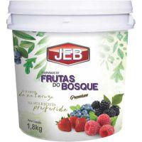 Preparado de Frutas Jeb Frutas do Bosque 1,8Kg - Cod. 7898627840467