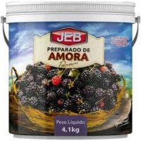Preparado de Frutas Jeb Frutas Vermelhas 4,1Kg - Cod. 7898627840412