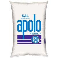 Sal Refinado Apolo 1Kg - Cod. 7896027920017