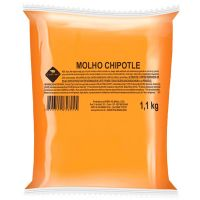 Molho Chiplotle Junior Bag 1,1kg - Cod. 7896102813135C5