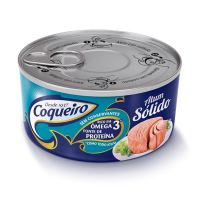 Atum Coqueiro Solido Óleo 170g - Cod. 7896009301155C6